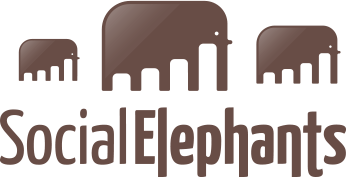 Social Elephants logo